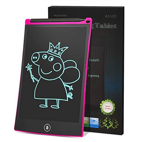 Dreamingbox Cadeaux Noel pour Fille 3-12 Ans, Tablette D'écriture LCD pour Enfants Cadeaux Noel...