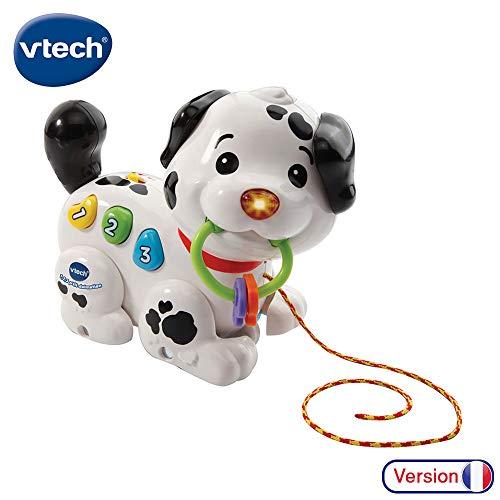 VTECH - 80-502805 - Formes à trier et à empiler - 1 2 3 Petit Dalmatien