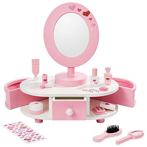 Howa La Coiffeuse / Salon de beauté « Little Lady » pour Les Enfants, avec 12 pcs. Accessoires...