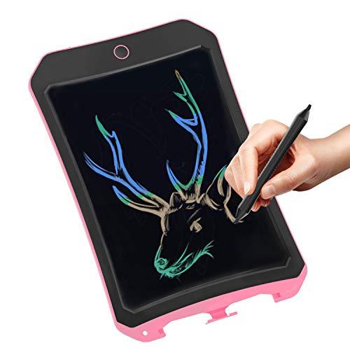 JRD&BS WINL Tablette D'ÉCriture LCD ColorÉE pour Jouets pour Enfants,Filles De 3-12 Ans,Planche De...
