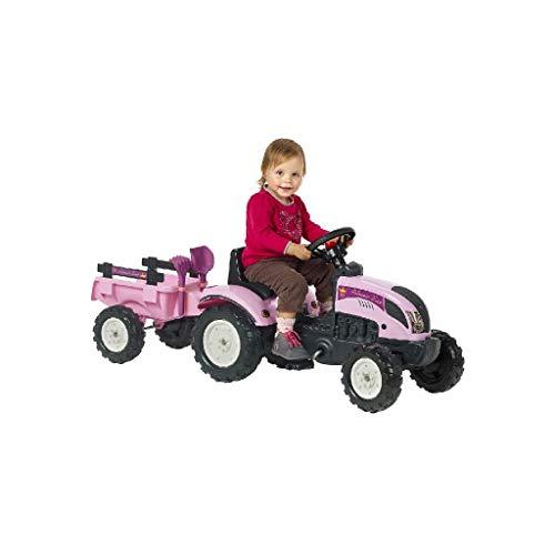 cadeau fille 3 ans Tracteur