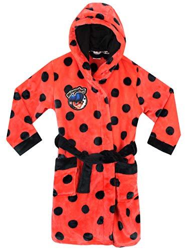 Miraculous - Robe de Chambre - Ladybug - Fille - Multicolore - 7-8 Ans