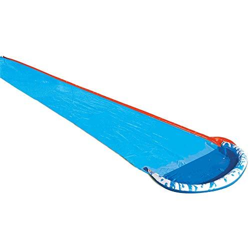 Banzai Tapis de Glisse Toboggan Eau Piscine avec jet d'eau 488 cm L x 71 cm W