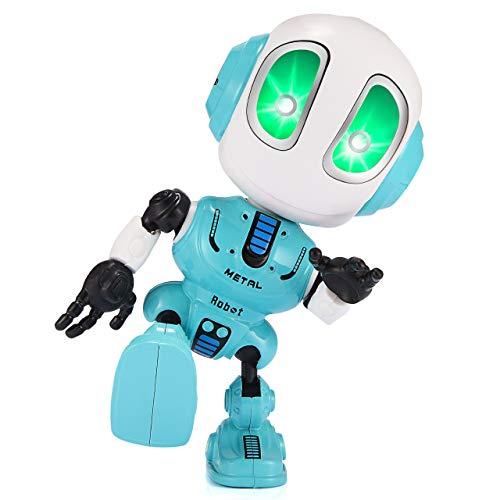 SOKY Cadeau de Noël Enfant 3-8 Ans Garçon, Enregistrement de Robots parlants Jouets pour Garçons...