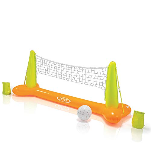 INTEX Jeu de Volley Flottant 2,39x64x91cm