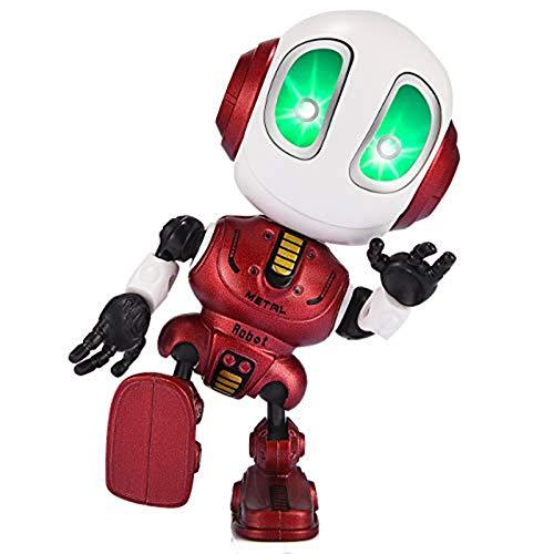 SOKY Jouets pour Garçons de 3-8 Ans Garcon Cadeau, Robot Parlant pour Enfants répète Votre Voix...