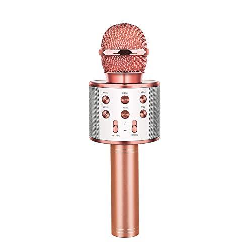 Jouet Fille 4-12 Ans, LetsGO toyz Jeu Fille 5-12 Ans Microphone Karaok sans fil Jouet Enfant 4-12...