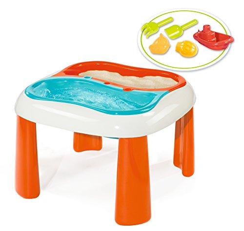 Smoby - 840107 - Jeu Plein Air - Table Sable et Eau - + Accessoires