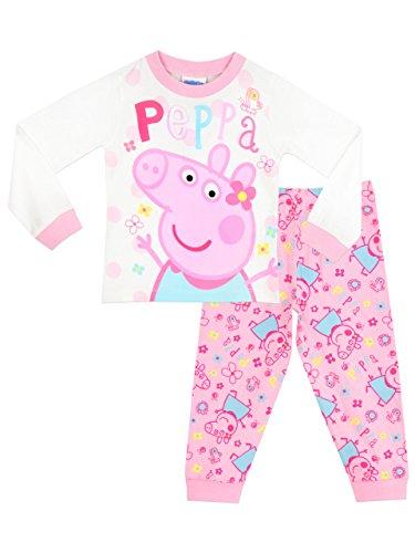 Peppa Pig - Ensemble De Pyjamas - Peppa Pig - Fille -Multicolore -4 - 5 Ans