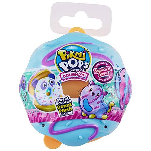 Pikmi Pops- Doughmi Single Pack, Peluche, Modèles Aléatoires, 35997, Multicolore