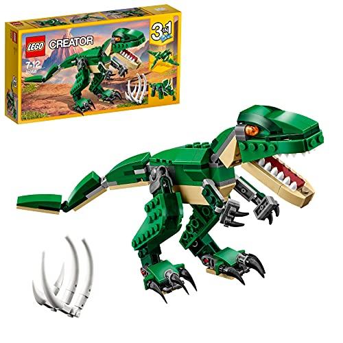 LEGO 31058 Creator LeDinosaureféroce, Jeu de Construction