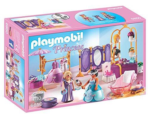 Playmobil - 6850 - Jeu - Salon de Beauté + Princesse