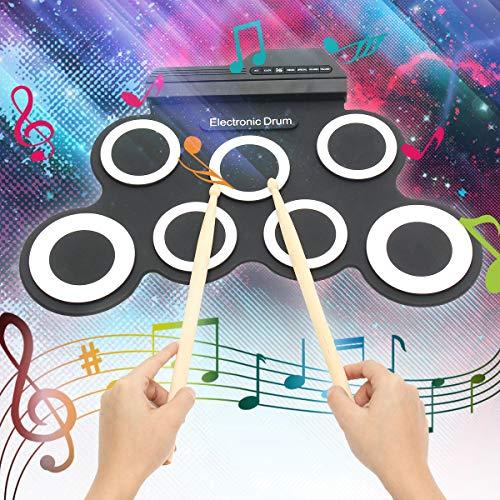 batterie electronique pour enfant Drum Set