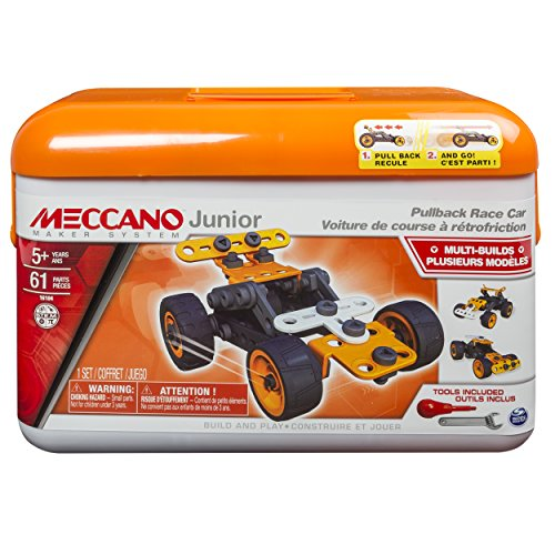 Meccano junior voiture de course