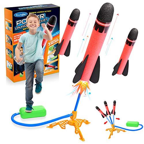 Dreamingbox Jouet Garcon 2 3 4 5 6 7 8 9 Ans, Fusée Jouet Enfant 3-12 Ans Garcon Cadeau Rigolo pour...