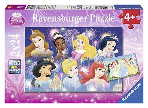 cadeau fille 4 ans - Puzzle Reine des neiges