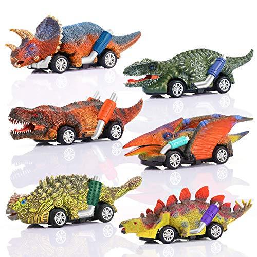 ATOPDREAM Jouet Enfant 2-8 Ans Garçon, Dinosaure Enfant Jouet Cadeau Fille 2-6 Ans Jouets Filles 3...