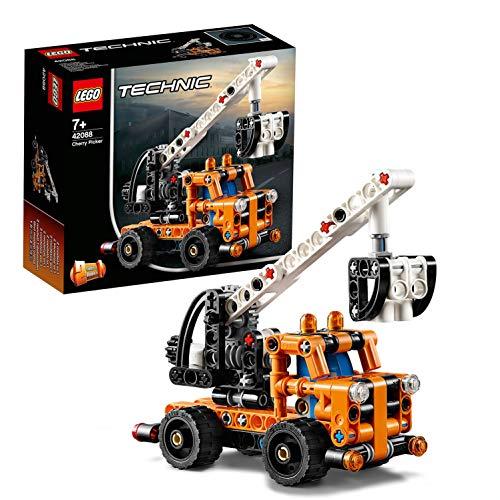 LEGO® Technic La nacelle élévatrice Jeu de construction, 7 Ans et Plus, 155 Pièces  42088