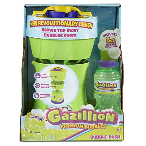 Gazillion - Machine à bulles de savon Bubble Rush