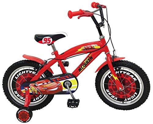 Stamp C893027SE - Vélo 16 Pouces - Cars