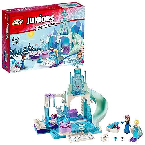 LEGO Juniors - L'aire de jeu d'Anna et Elsa