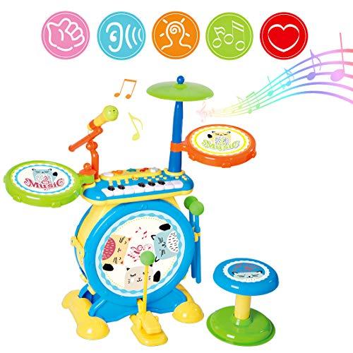 Instrument Musical Electronique Rock and Roll de deAO