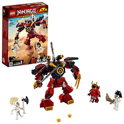 Robot samouraï Jeu de construction Ninjago
