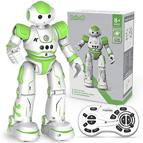 Robot Enfant Jouet -Robot Programmable Telecommandé Intelligent Radiocommandés -Jouet Enfant 4 5 6...