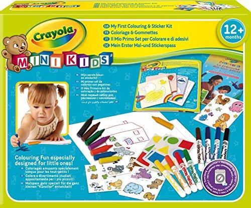cadeau loisir créatif crayola fille 1 an