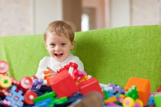 jouet garçon 2 ans