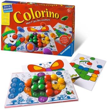 Colorino jeux de couleur