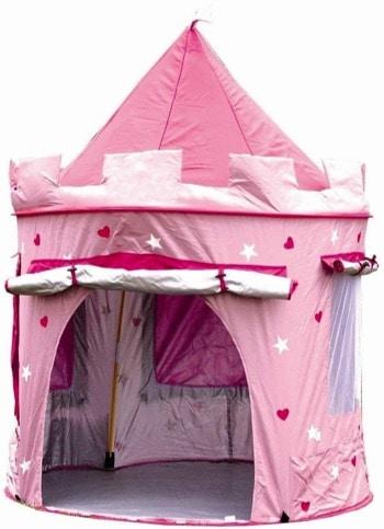 Tente de princesse - cadeau fille 3 ans