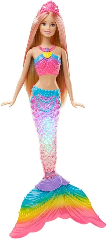 jouet fille 4 ans barbie sirene