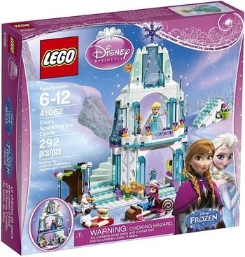 Lego reine des neiges