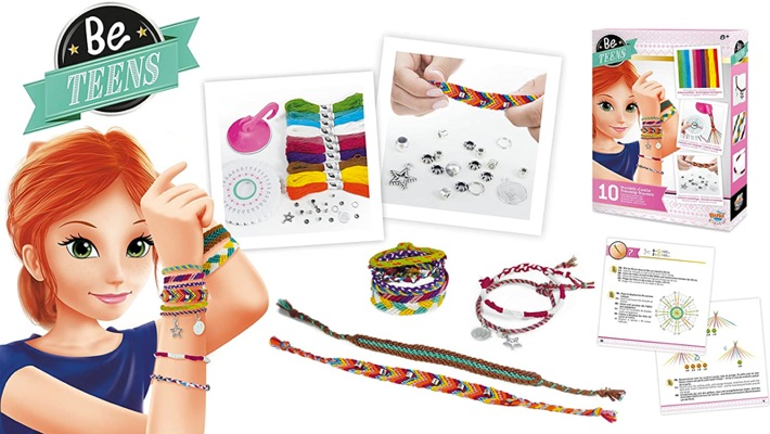 kit creation bracelet de l'amitié