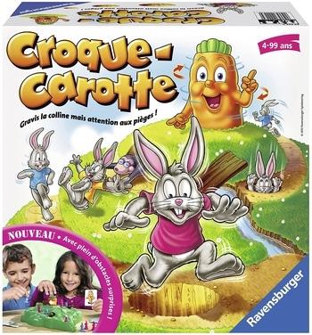Jeu de société –Croque- carotte