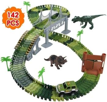 circuit dinosaures