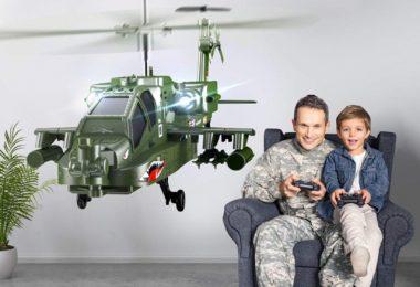 hélicoptère radiocommande
