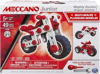 jeu de construction mecano junior