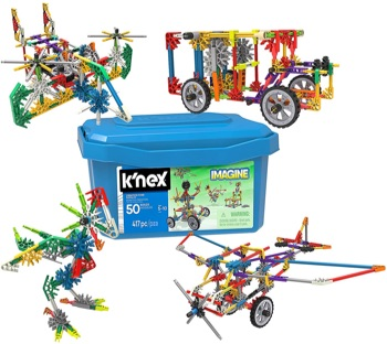 knex jouet de construction enfant 7 ans