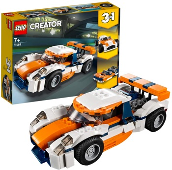voiture de course LEGO Creator
