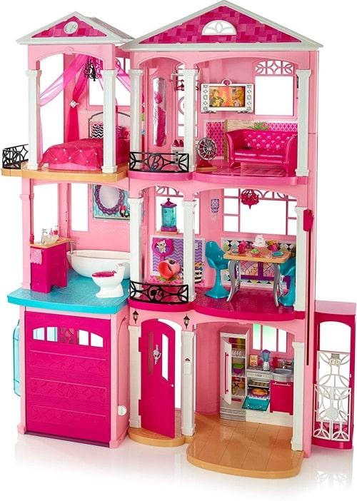 grande maison poupée Barbie