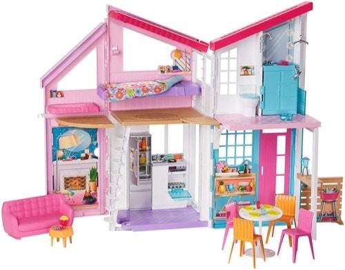maison de poupée barbie Malibu