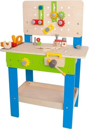 etabli bois jouet