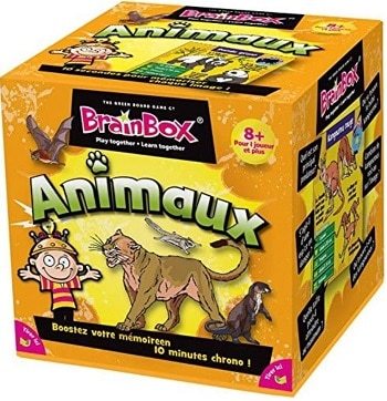 Brain box – animaux
