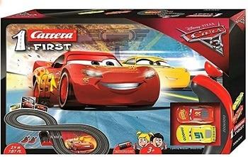 Carrera FIRST Disney Pixar Cars