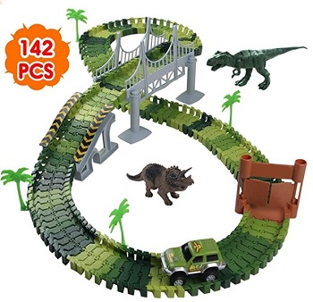 Circuit Dinosaure