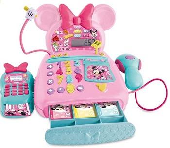 IMC Toys Mickey Mouse Caisse Enregistreuse Minnie-Disney