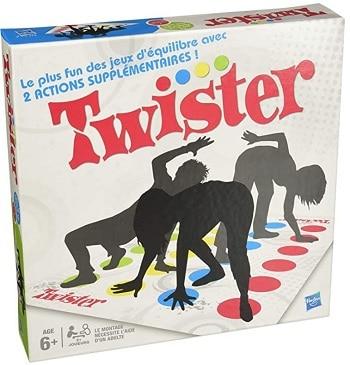 Jeu de societe Twister