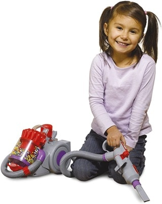 aspirateur Dyson jouet